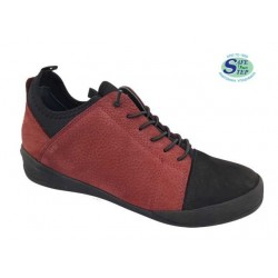 SAFE STEP 72154 Claret Red
