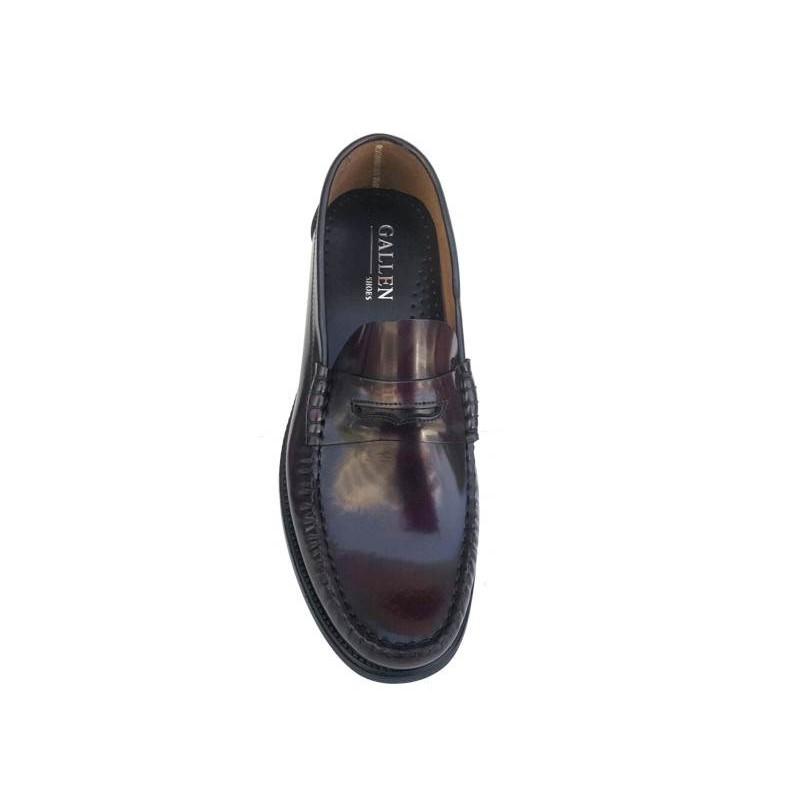 Ανδρικά Παπούτσια Gallen 300 Μπορντό ΚολεγιακάΜοκασίνια Ανδρικά Παπούτσια  Gallen 300 Μπορντό ΚολεγιακάΜοκασίνια ... bdb6ffaa1ab