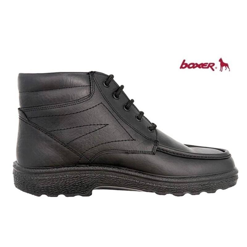 ... Ανδρικά Παπούτσια Boxer 01533 18-111 Μαύρα Δερμάτινα Ημίμποτα Δερμάτινα  ... 31dbcc437d2