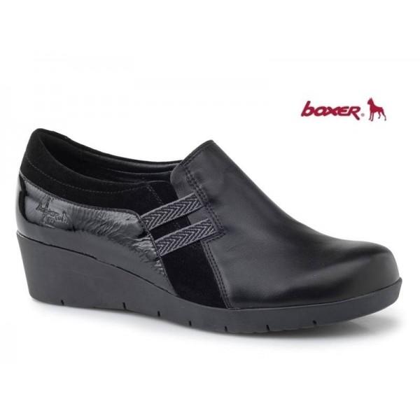 Γυναικεία Παπούτσια - Boxer 52821 17-011 - Δερμάτινα Μοκασίνια