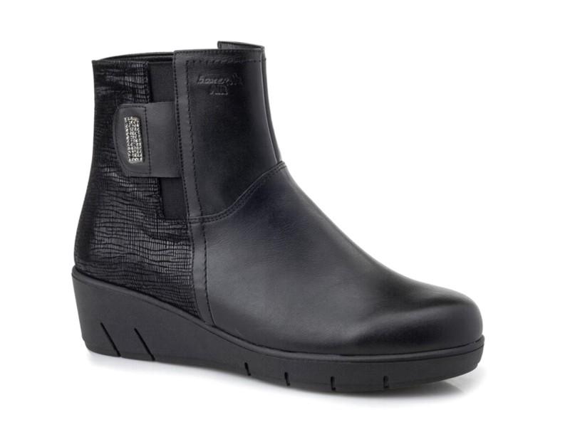 Γυναικεία Παπούτσια Boxer 52844 60-411 Δερμάτινα μποτάκια