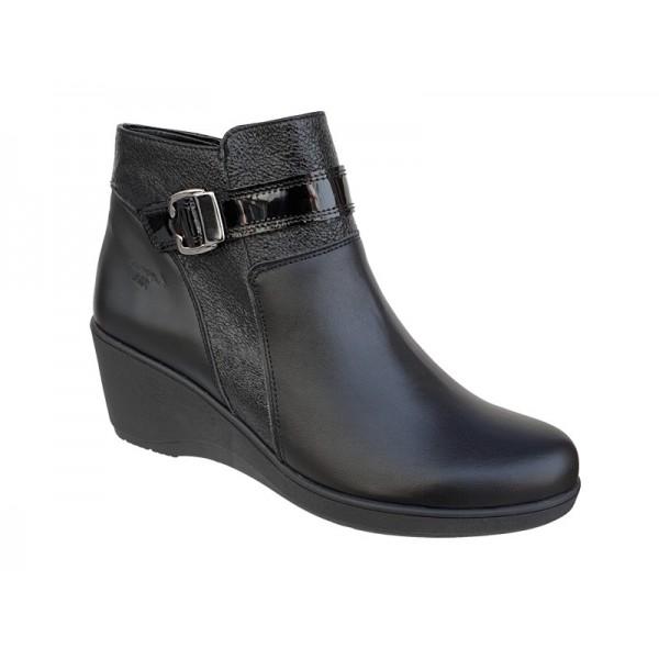 Παπούτσια Boxer soft 58795 10-011 Γυναικεία Μποτάκια