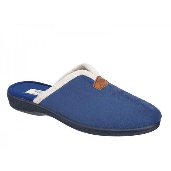 Γυναικεία Παπούτσια Ortega 1808b Μπλε Χειμερινές Παντόφλες