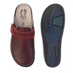 Γυναικεία Παπούτσια - FILD Anatomiko Brigita - 03 Μπορντό Παντόφλες - Σαμπό