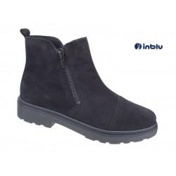 Γυναικεία Παπούτσια INBLU HE13C143 Μαύρα Γυναικεία Μποτάκια