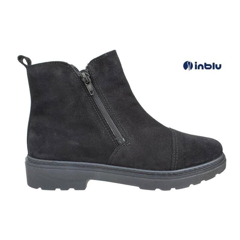 ... Γυναικεία Παπούτσια INBLU HE13C143 Μαύρα Γυναικεία Μποτάκια ... 1e1c8bb4114