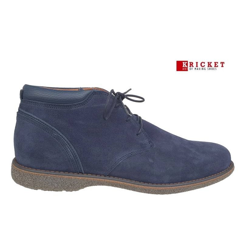3e5626da60 Kricket 1500 Μπλε Ανδρικά Μποτάκια καστόρι - papoutsomania.gr