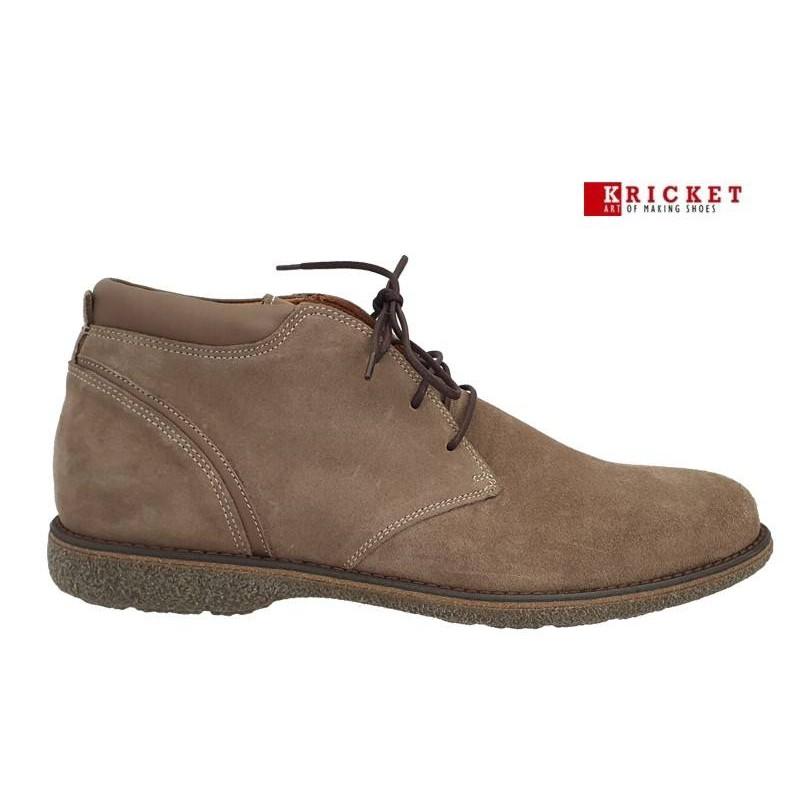 a54e3bbe8c ... Ανδρικά Παπούτσια Kricket 1500 Χακί Καστόρι - Ανδρικά Μποτάκια