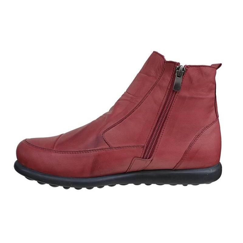... Γυναικεία Παπούτσια SAFE STEP 5509 Μπορντό Γυναικεία Μποτάκια ... 60ff05329fc