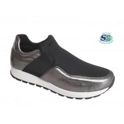 SAFE STEP K7 silver - black