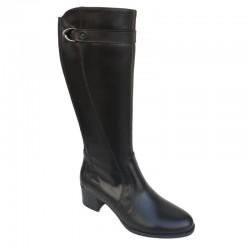 SOFTIES 7992 Μαύρες Γυναικείες Μπότες