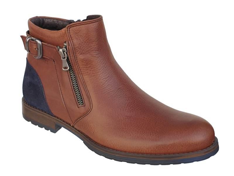 Ανδρικά Παπούτσια Softies 6945 Ταμπά Casual Μποτάκια