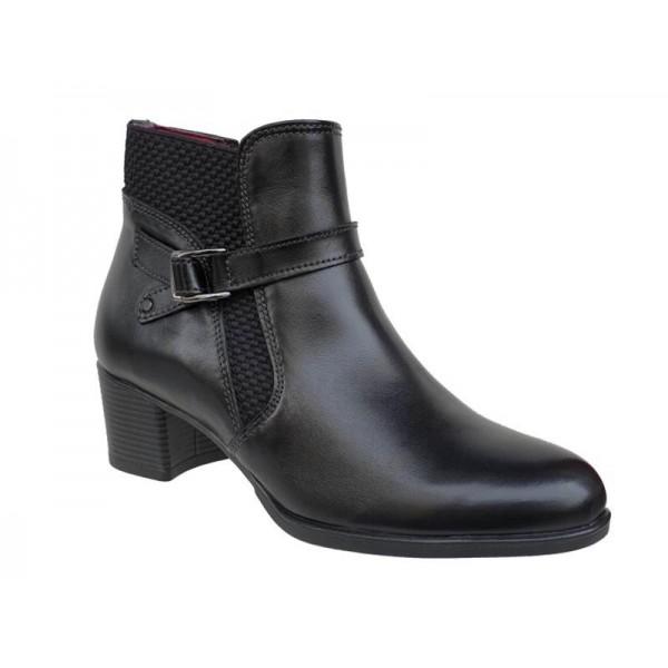 Δερμάτινα Παπούτσια SOFTIES 7979 Γυναικεία Μποτάκια