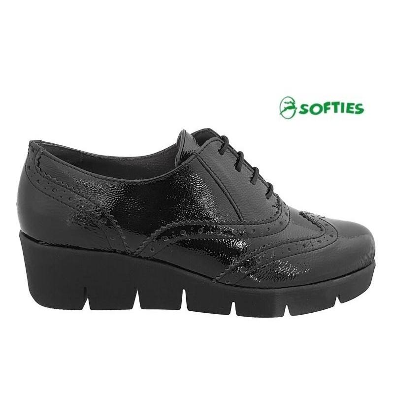 ... Γυναικεία Παπούτσια SOFTIES 7993 Μαύρα Σπορ Γυναικεία Μοκασίνια ... d86df83a2bb