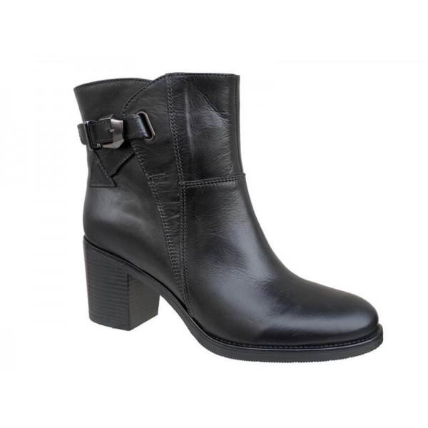 Δερμάτινα Παπούτσια SOFTIES 7999 Γυναικεία Μποτάκια