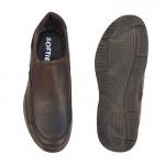 Ανδρικά Παπούτσια SOFTIES 5567 Καφέ Μοκασίνια