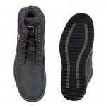 Ανδρικά παπούτσια Cockers 74068 Μαύρα Ανδρικά Μποτάκια