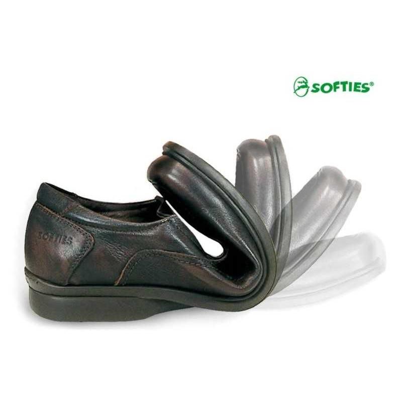 ... Ανδρικά Παπούτσια SOFTIES 6930 Μαύρα Σπορ Ανδρικά Μποτάκια 348508f6d40